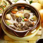 Gulasz wołowy lub z indyczego mięsa