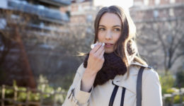 pielęgnacja ust w zimie